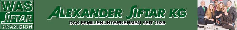 Alexander Siftar KG - Logo